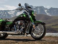 2014 Harley-Davidson CVO Road King For the rider who