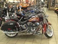 New to the CVO family for 2014 the limited-availability