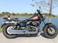 2014 Harley Davidson Dyna Fat Bob FXDF PAINT & FINISH -