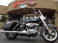 Its like having two bikes in one. the Dyna Switchback