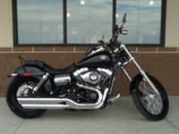 Discover more about the Harley Wide Glide model or