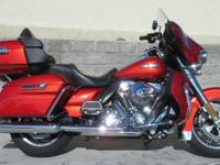 2014 Harley-Davidson Electra Glide Ultra Classic During