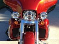 2014 Harley-Davidson Electra Glide ULTRA CLASSIC,