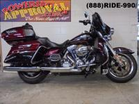 2014 Harley Davidson Electra Glide Ultra Classic for
