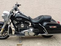 2014 HARLEY DAVIDSON FLHR ROAD KING79XX MILES6 SPEED