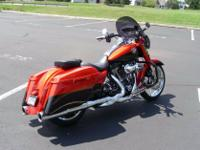 Make: Harley Davidson Model: Other Mileage: 1,300 Mi