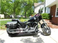 2014 Harley Davidson FLS Softail SLIM. For sale is a