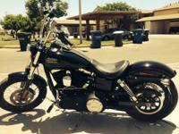 2014 Harley Davidson FXDB Street Bob. 2014 Harley