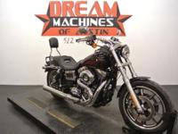 YOU ARE LOOKING AT A 2014 HARLEY-DAVIDSON DYNA LOW