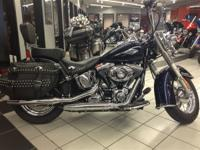 2014 Harley-Davidson Heritage Softail Classic 2014