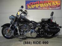 2014 Harley Davidson Heritage Softtail Classic for sale