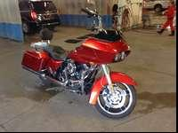 Used 2014 Harley Davidson Road Glide in great