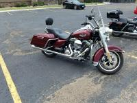Harley-Davidson FLHR - Road King, With this timeless