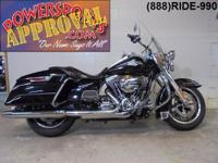 2014 Harley Davidson Road King Motorcycle for sale only