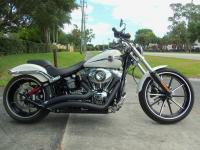 *ABS Brakes  *Smart Security System  *Vance & Hines Big