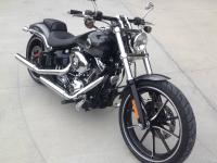 This is my 2014 Harley Davidson Softail Breakout FXSB