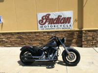 2014 Harley-Davidson Softail Slim This Low To the
