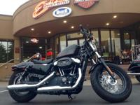The 2014 Harley-Davidson Sportster Forty-Eight model