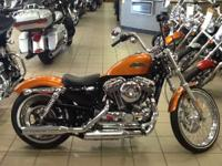 New for 2014 the XL1200V Sportster Seventy-Two model