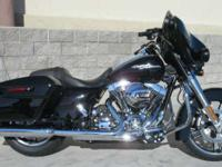 2014 Harley-Davidson Street Glide During March - Comes