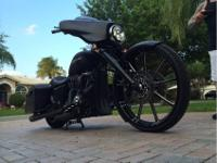 2014 Harley-Davidson Street Glide SPECIAL, Custom 2014