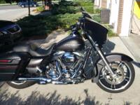 Make: Harley Davidson Model: Other Mileage: 4,500 Mi