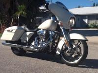 2014 Harley-Davidson Street Glide SPECIAL, 2014 street
