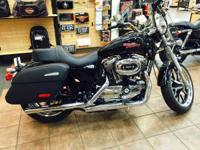2014 Harley-Davidson SuperLow 1200T Sportster SuperLow