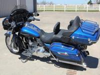 THIS IS A 2014 HARLEY DAVIDSON FLHTKSECVO (ULTRA