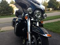 Would like to sell my 2014 Harley Ultra Limited. It has