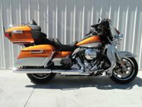 2014 Harley-Davidson Ultra Limited + Pre-Owned 2014