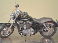 2014 Harley-Davidson XL 1200C Sportster (443426) Only a