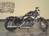2014 Harley-Davidson XL 1200X Sportster (441391)