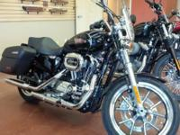 Nice 2014 Harley Davidson XL1200 Tour with only 490