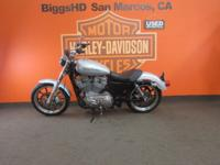 2014 HARLEY-DAVIDSON XL883L - Sportster Superlow CALL: