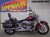 2014 Harley Heritage Softail Classic for sale. Have a
