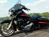 Make: Harley Davidson Model: Other Mileage: 18,500 Mi