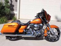 Make: Harley Davidson Model: Other Mileage: 2,217 Mi