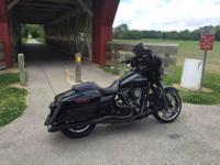Make: Harley Davidson Model: Other Mileage: 6,000 Mi