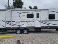 2014 Heartland Pioneer TB27 Travel Trailer. Length