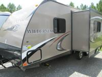 2014 Heartland Wilderness 2175 RB. Paste this link and