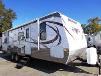 The keystone hideout is a top quality travel trailer