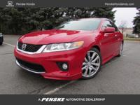 This 2014 Honda Accord Coupe 2dr 2dr V6 Auto EX-L Coupe