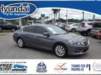 CARFAX One-Owner. 24/34 City/Highway MPG  Awards:   *