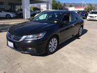 Options:  2014 Honda Accord Sdn Ex|Black|If Condition