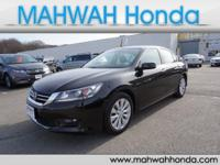 Mahwah Honda wants to sell you your next car, truck, or