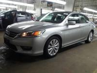 Options:  2014 Honda Accord Ex 4Dr Sedan