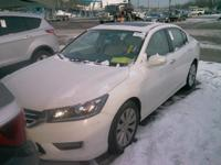 Accord EX, 4D Sedan, 2.4L I4 DOHC i-VTEC 16V, CVT, FWD,