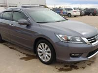 CHECK OUT THE MILES ON THIS ACCORD! ONLY 8700 MILES!