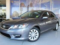 HONDA CERTIFIED WARRANTY APPLIES!!!!!, Accord EX.